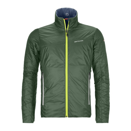 Bunda Ortovox Piz Boval Jacket | Green Forest M