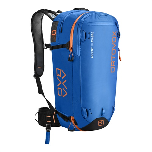 Batoh Ortovox Ascent 30 Avabag Kit | Safety Blue