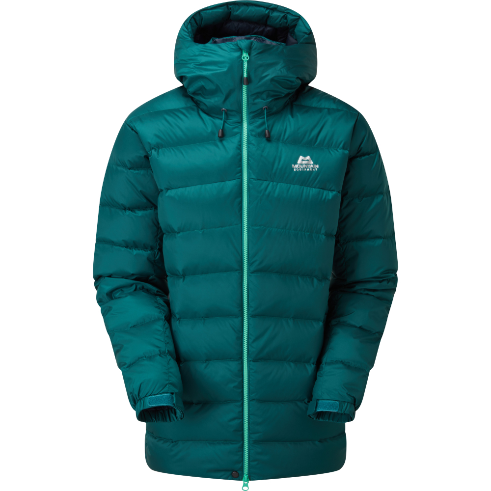 Bunda Mountain Equipment W's Senja Jacket  Deep Teal 14
