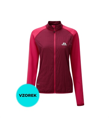 W's switch jacket_cranberry_virtual pink