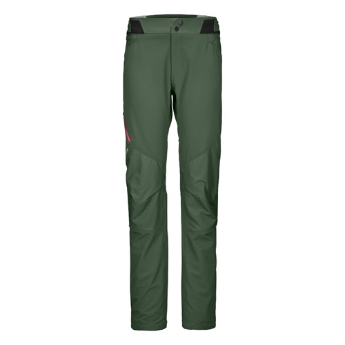 Kalhoty Ortovox W's Pala Pants | Green Forest S