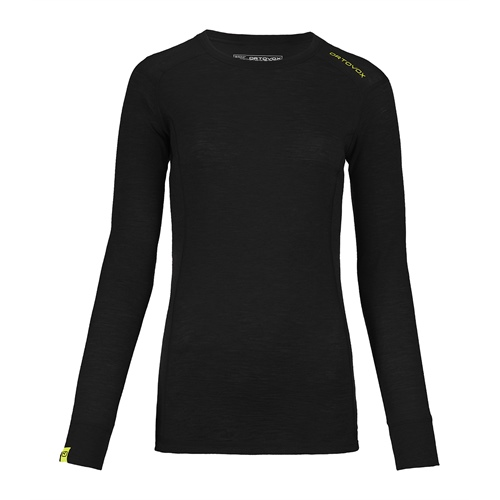 OUTLET - Termoprádlo Ortovox W's 105 Ultra Long Sleeve | Black Raven XS