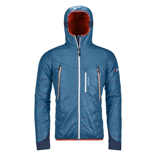Bunda Ortovox Piz Boe Jacket | Blue Sea S