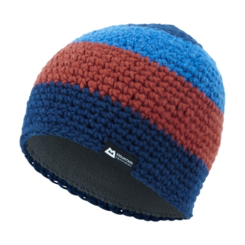 Čepice Mountain Equipment Flash Beanie | Navy/Lt Ocean/Henna