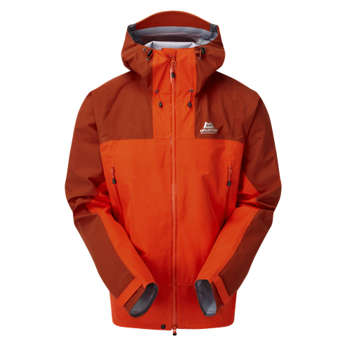 Bunda Mountain Equipment Rupal Jacket | Magma/Bracken L