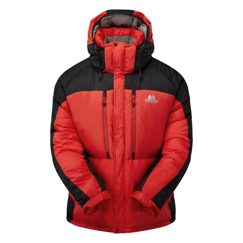 Bunda Mountain Equipment Annapurna Jacket | True Red/Black XS