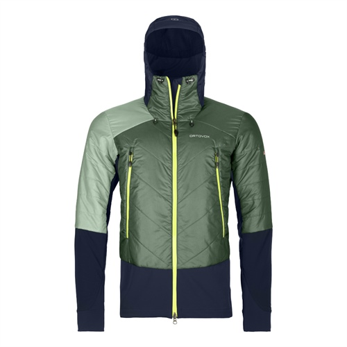 Bunda Ortovox Piz Palu Jacket | Green Forest M