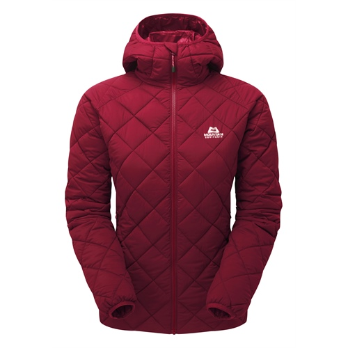 Bunda Mountain Equipment W's Fuse Jacket | Cranberry 10