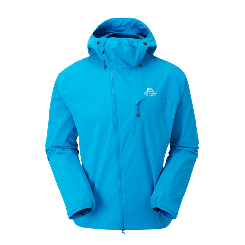 Bunda Mountain Equipment Squall Hooded Jacket | Finch Blue M