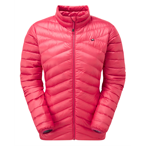 Bunda Mountain Equipment W's Earthrise Jacket | Virtual Pink 12