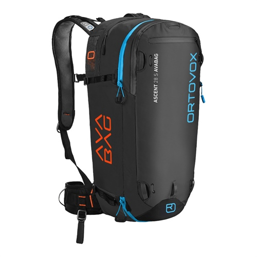 batoh Ortovox Ascent 28 S Avabag | black anthracite