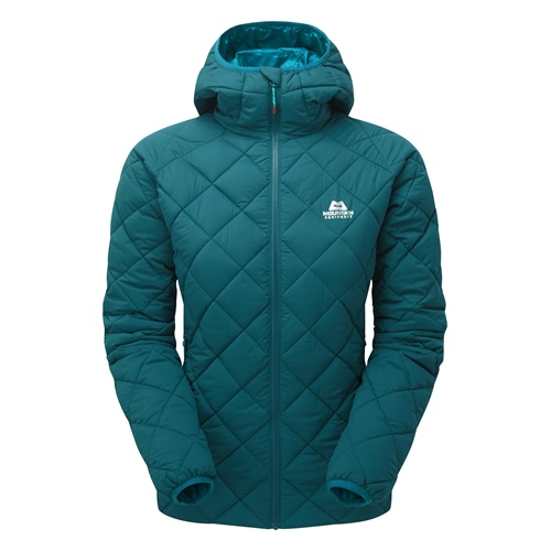 Bunda Mountain Equipment W's Fuse Jacket | Legion Blue 16