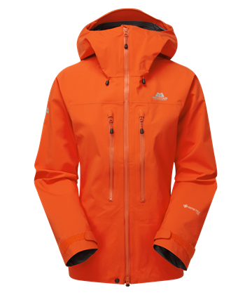 ME_Tupilak Wmns Jacket_Cardinal Orange