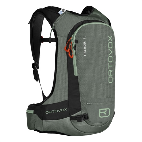 Batoh Ortovox Free Rider 18 L | Green Forest