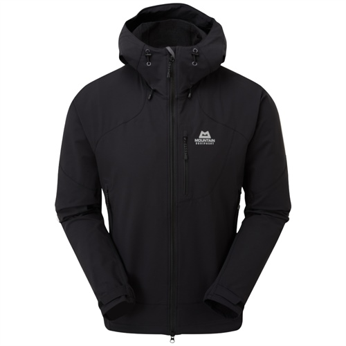 Bunda Mountain Equipment Frontier Hooded Jacket | Black M