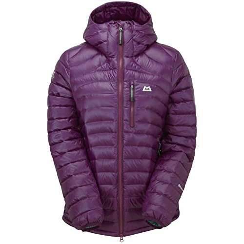 OUTLET - Bunda Mountain Equipment W's Xero Hooded Jacket | Foxglove XL-16