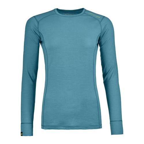 OUTLET - Termoprádlo Ortovox W's 145 Ultra Long Sleeve | aqua M