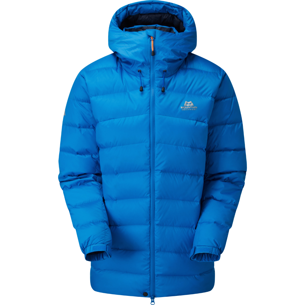 Bunda Mountain Equipment W's Senja Jacket  Finch Blue 10