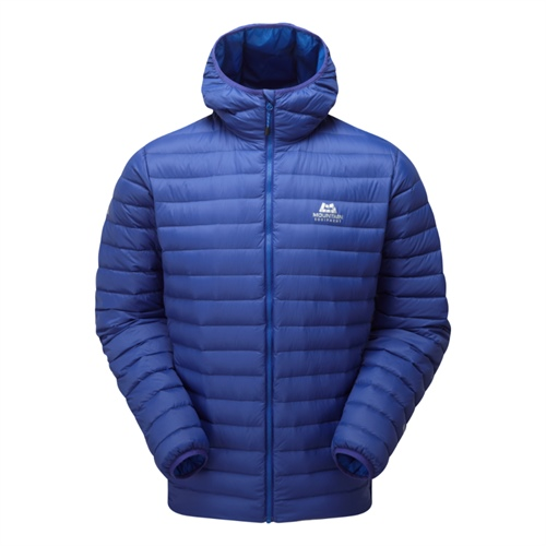 Bunda Mountain Equipment Arete Hooded Jacket | Sodalite Blue L
