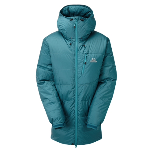 Bunda Mountain Equipment W's K7 Jacket | Tasman Blue 8