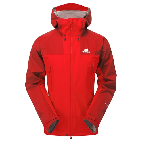 Bunda Mountain Equipment Quarrel Jacket | Imperial Red/Barbados XL
