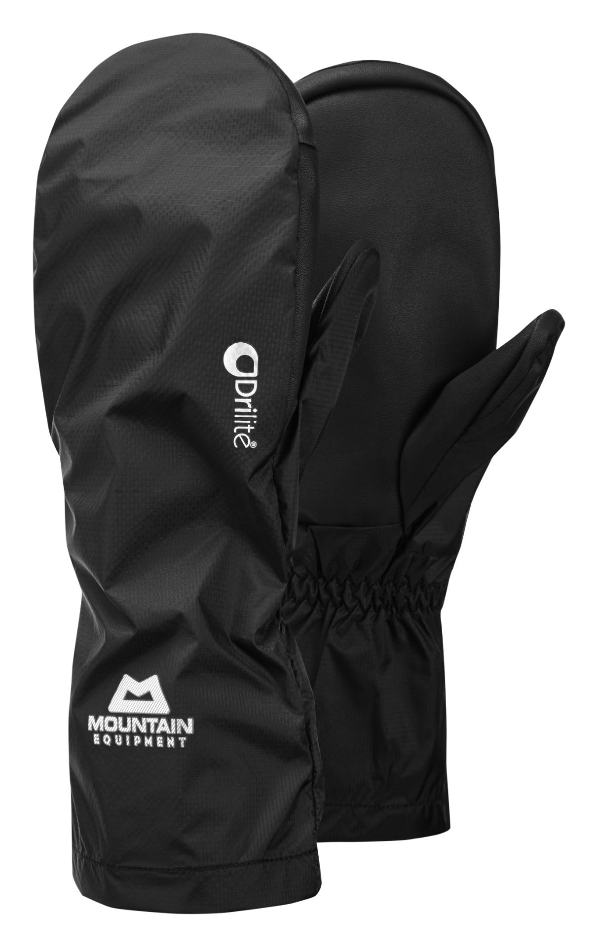 Rukavice Mountain Equipment Drilite Overmitt  Black XL