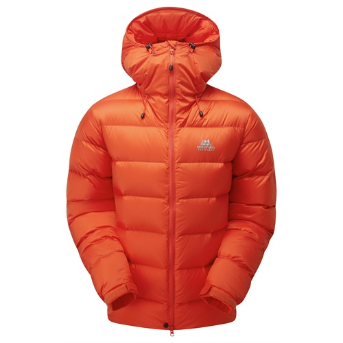 Bunda Mountain Equipment Vega Jacket | Cardinal Orange M