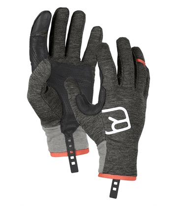 MERINO-GLOVES-FLEECE-LIGHT-GLOVE-M-56375-dark-grey-blend-MidRes