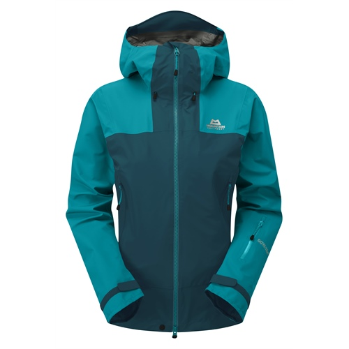 Bunda Mountain Equipment W's Havoc Jacket | Legion Blue/Tasman 8