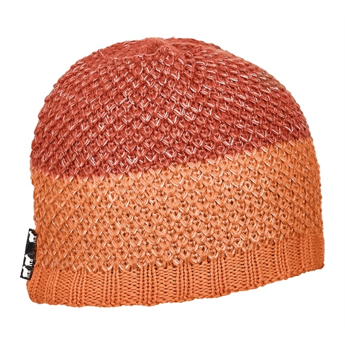 Čepice Ortovox Crochet Beanie | shocking orange