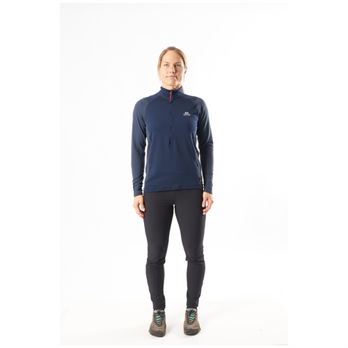 Fleece Mountain Equipment W's Eclipse Zip T | cosmos 10