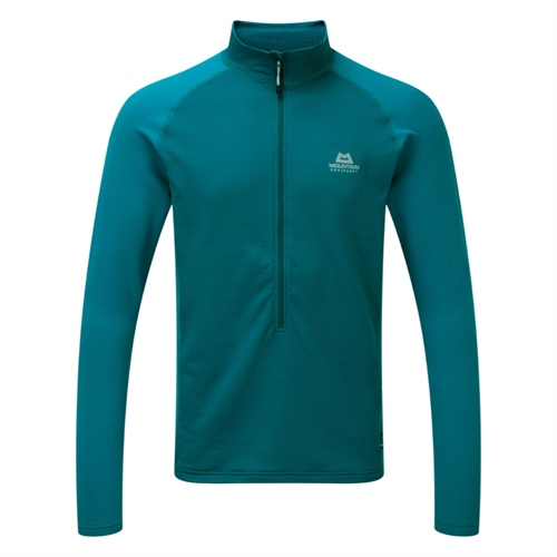 Fleece Mountain Equipment Eclipse Zip T | Legion Blue/Tasman M