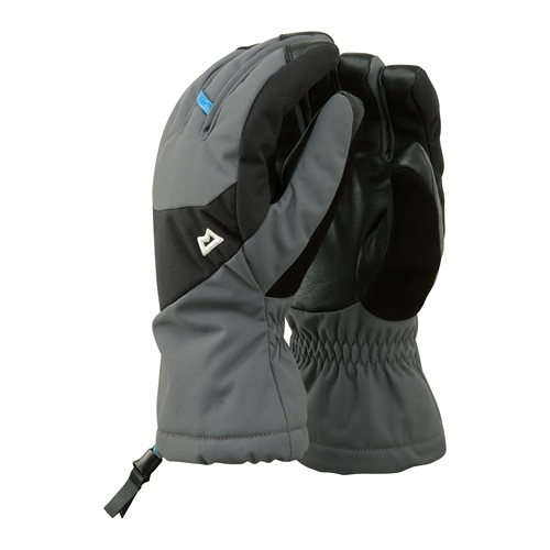 Rukavice Mountain Equipment W's Guide Glove | Shadow/Black M