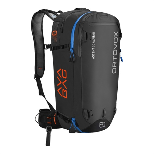 batoh Ortovox Ascent 30 Avabag Kit | black anthracite