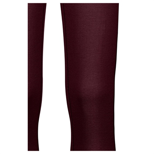 Termoprádlo Ortovox W's 145 Ultra Long Pants | Dark Wine L