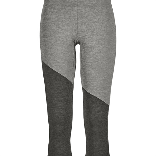 Termoprádlo Ortovox W's Fleece Light Short Pants | Grey Blend XS