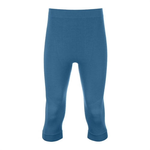 OUTLET - Termoprádlo Ortovox Merino Competition Short Pants | blue sea M