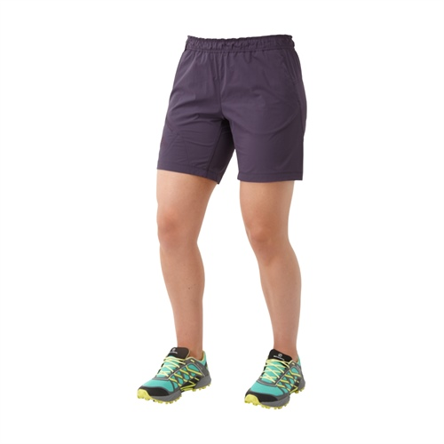 Kraťasy Mountain Equipment W's Comici Trail Short | Nightshade 12