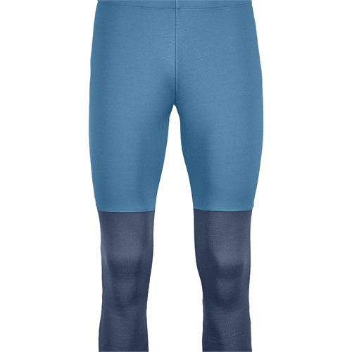 Termoprádlo Ortovox Fleece Light Short Pants | Blue Sea L