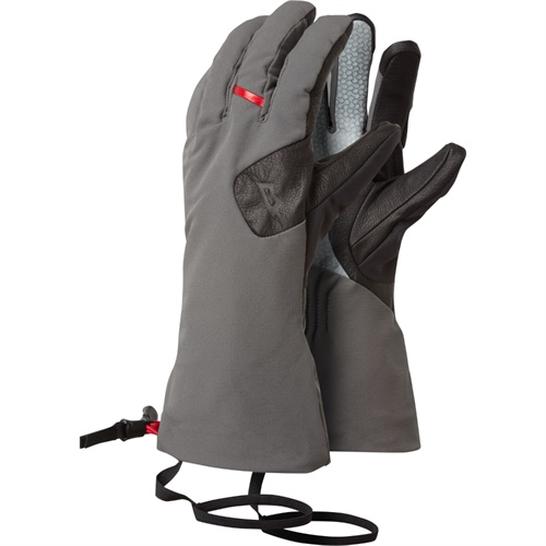 Rukavice Mountain Equipment Direkt Gauntlet | Shadow/Black XS