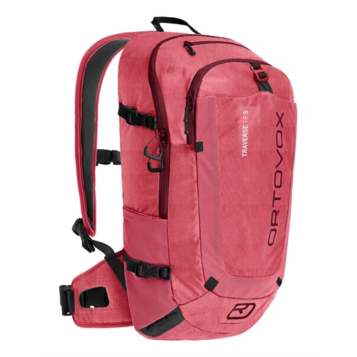 Batoh Ortovox Traverse 18 S | Hot Coral Blend