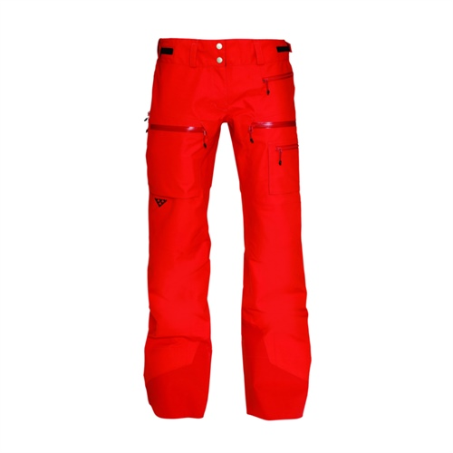 OUTLET - kalhoty Black Crows W's Ventus Gore-Tex Pant | red S 2016/2017