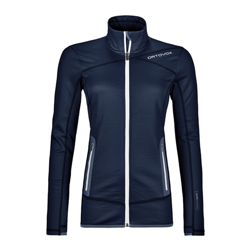 OUTLET - Fleece Ortovox W's Fleece Jacket | Dark Navy XS