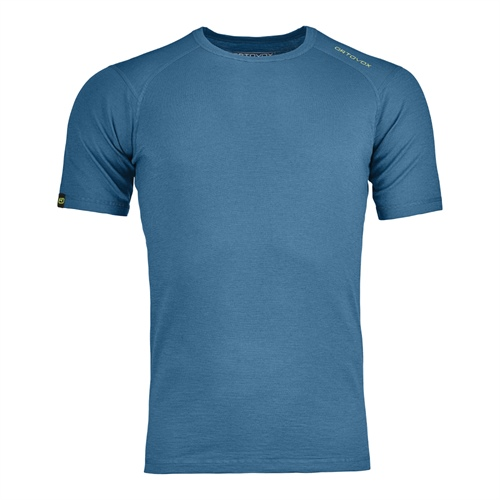 OUTLET - Termoprádlo Ortovox 145 Ultra Short Sleeve | blue sea S