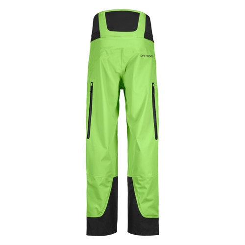 OUTLET - Kalhoty Ortovox Guardian Shell Pants | Green Forest L