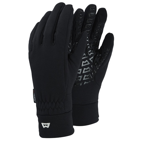 Rukavice Mountain Equipment Touch Screen Grip Glove | Black S