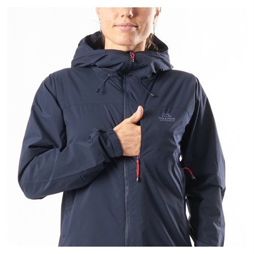 Bunda Mountain Equipment W's Kinesis Jacket | Cosmos 16