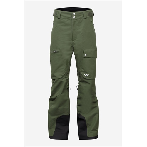 Kalhoty Black Crows Corpus Insulated Gore-Tex Pant | Bronze Green M 2018/2019