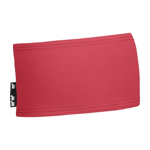 Čelenka Ortovox Fleece Light Headband | Hot Coral