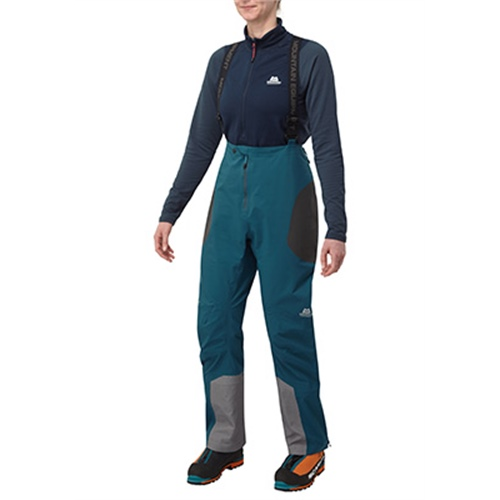 Kalhoty Mountain Equipment W's Manaslu Pant | Legion Blue R12